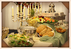 Catered Table